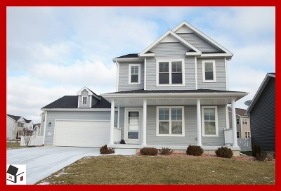 Sun Prairie Single Family Home For Sale: 1365 Brown Bear Way