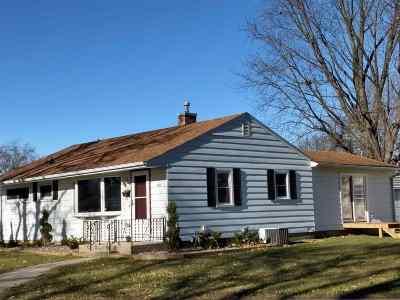 Beloit Single Family Home For Sale: 1813 Arbor Dr