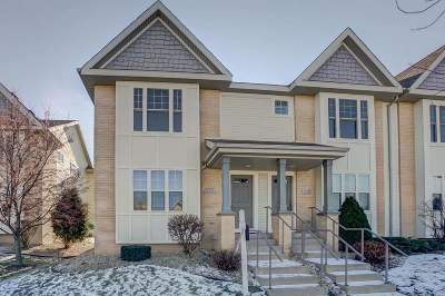 Madison WI Condo/Townhouse For Sale: $219,900