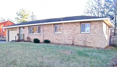 Madison WI Single Family Home For Sale: $214,000