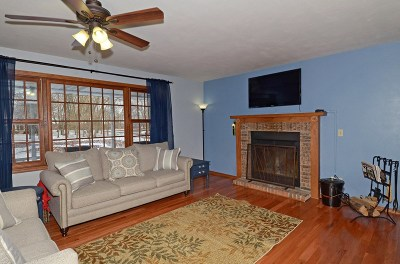 Pardeeville Single Family Home For Sale: N6839 Wealthy Ct