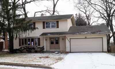 Madison WI Single Family Home For Sale: $195,000
