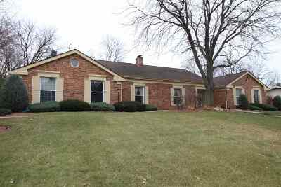 Janesville Single Family Home For Sale: 836 N Marion Ave