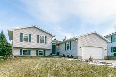 Madison WI Single Family Home For Sale: $242,000