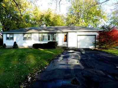 Madison WI Single Family Home For Sale: $180,000