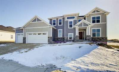 Deforest Single Family Home For Sale: 7732 Catchfly Ln