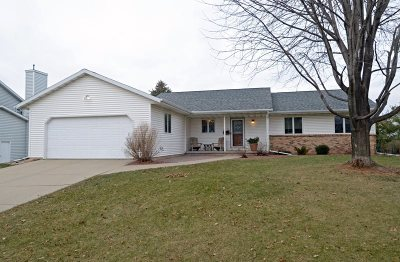 Madison Single Family Home For Sale: 7830 Brule St