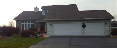 Beloit Single Family Home For Sale: 6428 S Edgewater Dr