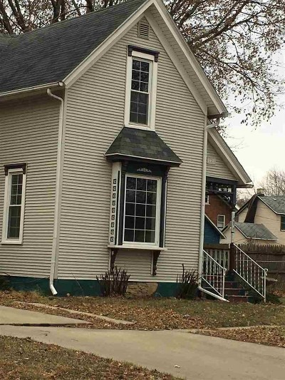 Beloit Single Family Home For Sale: 721 10th St