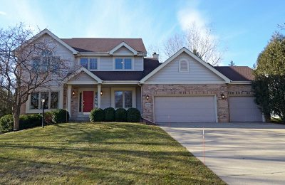 Madison Single Family Home For Sale: 7025 New Washburn Way