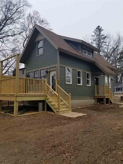 Edgerton Single Family Home For Sale: 1622 E Road 1