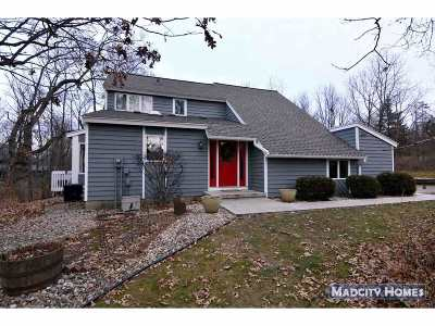 Middleton Single Family Home For Sale: 8736 Airport Rd