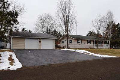 Pardeeville Single Family Home For Sale: N6377 Raven Rd