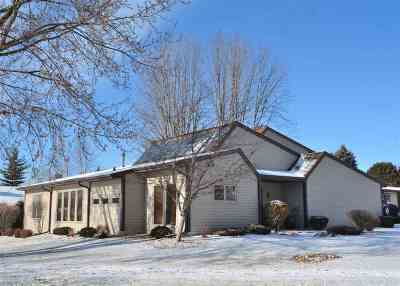 Middleton Single Family Home For Sale: 3702 Newton Ct