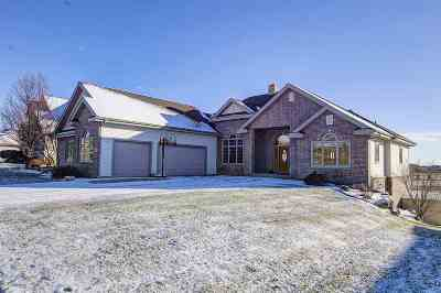 Waunakee Single Family Home For Sale: 1401 Tierney Dr
