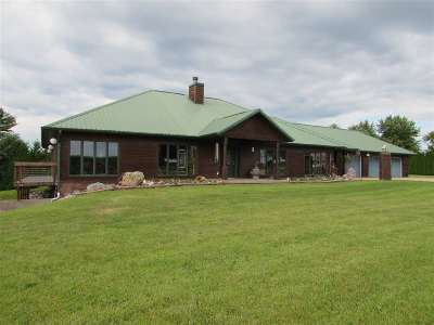Fennimore Single Family Home For Sale: 4738 Green River Rd