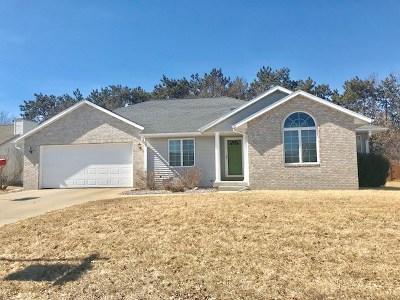 Prairie Du Sac Single Family Home For Sale: 817 Hanksfield Pl