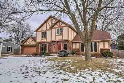 Madison WI Single Family Home For Sale: $450,000