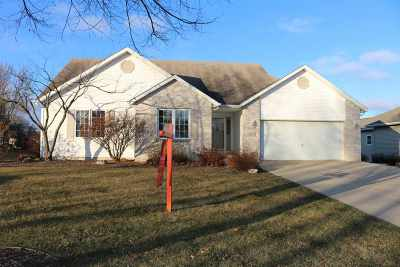 Sun Prairie Single Family Home For Sale: 1166 Atcheson Ave