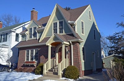 Madison Single Family Home For Sale: 649 Crandall St