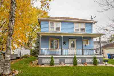 Columbus Single Family Home For Sale: 324 W Mill St