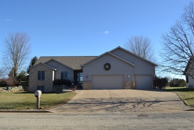 Iowa County Single Family Home For Sale: 509 Uplands Dr