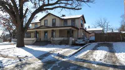 Janesville Multi Family Home For Sale: 168-170 S Academy St