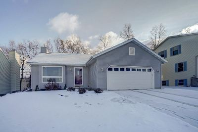 Madison Single Family Home For Sale: 3601 Cosgrove Dr