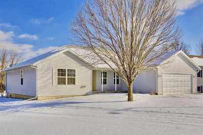 Milton Single Family Home For Sale: 4522 Tanglewood Dr