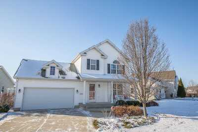 Madison Single Family Home For Sale: 4440 Bellgrove Ln