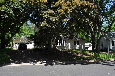 Madison Single Family Home For Sale: 3002 McKinley St