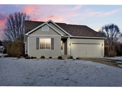 Sun Prairie Single Family Home For Sale: 1034 Carriage Dr