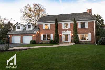 Madison Single Family Home For Sale: 416 Summit Rd
