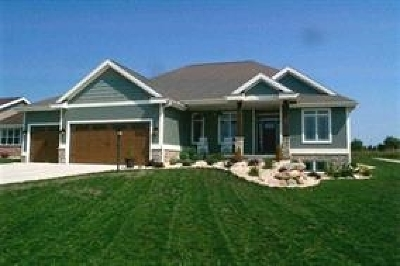 Deforest Single Family Home For Sale: 845 Shooting Star Cir