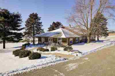 Dane Single Family Home For Sale: 6388 County Road Dm