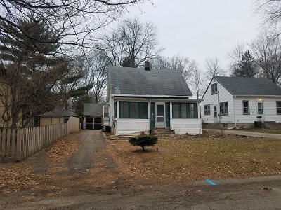 Madison Single Family Home For Sale: 408 Memphis Ave