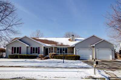 Waunakee Single Family Home For Sale: 511 Dorn Dr