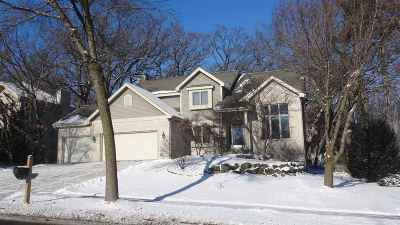 Madison Single Family Home For Sale: 7118 New Washburn Way