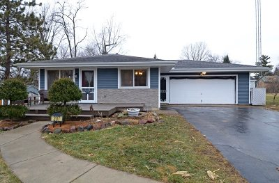 Pardeeville Single Family Home For Sale: 207 Green St