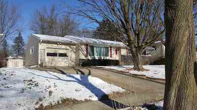 Single Family Home For Sale: 5026 Camilla Rd
