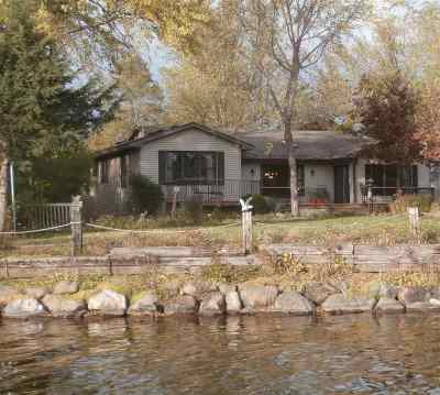 Pardeeville Single Family Home For Sale: 511 Breezy Point Dr
