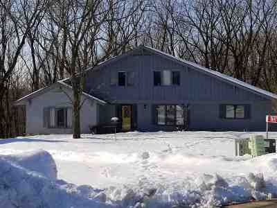 Edgerton Single Family Home For Sale: 1857 W Crystal Dr