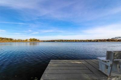 Cambridge Single Family Home For Sale: N4124 Milwaukee Ln