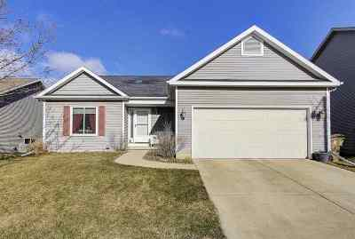 Madison Single Family Home For Sale: 5406 Imagine St
