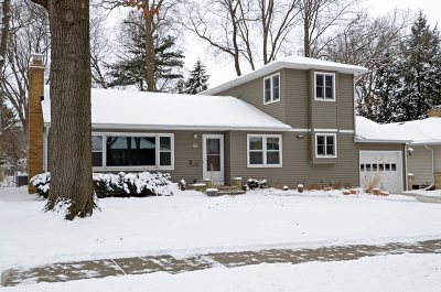 Madison WI Single Family Home For Sale: $409,900