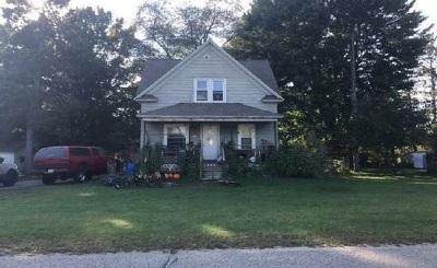 Wautoma WI Single Family Home For Sale: $50,000