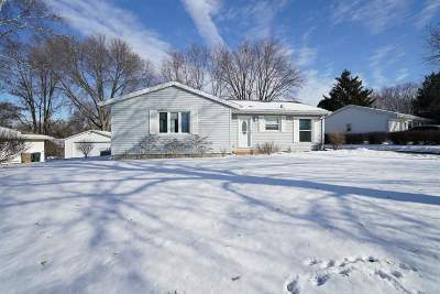 Madison Single Family Home For Sale: 117 Belmont Rd