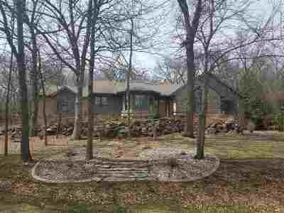 Deforest Single Family Home For Sale: 6555 Winding Way