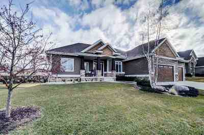 Waunakee Single Family Home For Sale: 1724 Alysen Ln