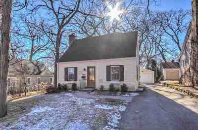 Madison Single Family Home For Sale: 3805 Hammersley Ave